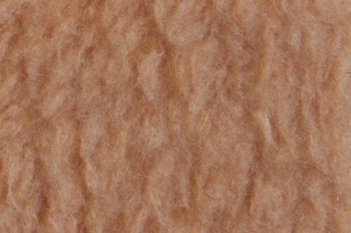 Faux fur by the metre Faux fur fabric sheepskin style for lining, fawn – K7/SF-FAWN HA 1053
