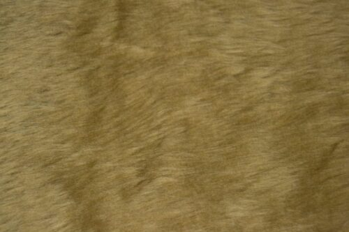 Faux fur by the metre Low price antelope brown faux fur fabric short pile – W1/60-Antelope