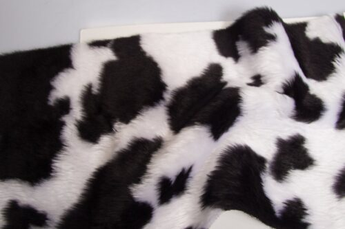 Faux fur by the metre Cow faux fur fabric by the meter for disguise, costumes, cosplay – YF2/2 100/16