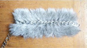 fake fur braclet 2