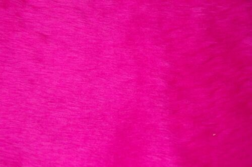 Faux fur by the metre Low price cherry pink faux fur fabric short pile – W1/60-Cerise