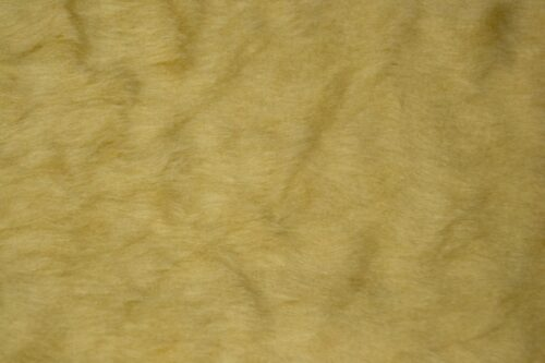 Faux fur by the metre Low price oatmeal yellow faux fur fabric short pile – W1/60-Oatmeal-108