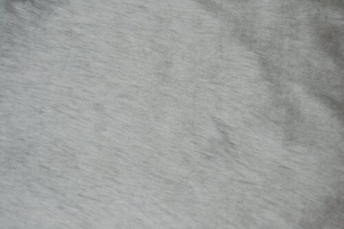 Faux fur by the metre Low price silver grey faux fur fabric short pile – W1/60-Silverfox-186