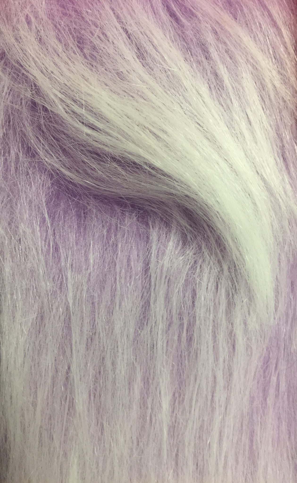 c721327c49b Low Price Heliotrope Purple Frost Longhaired Faux Fur - AC356-Heliotrope  Frost