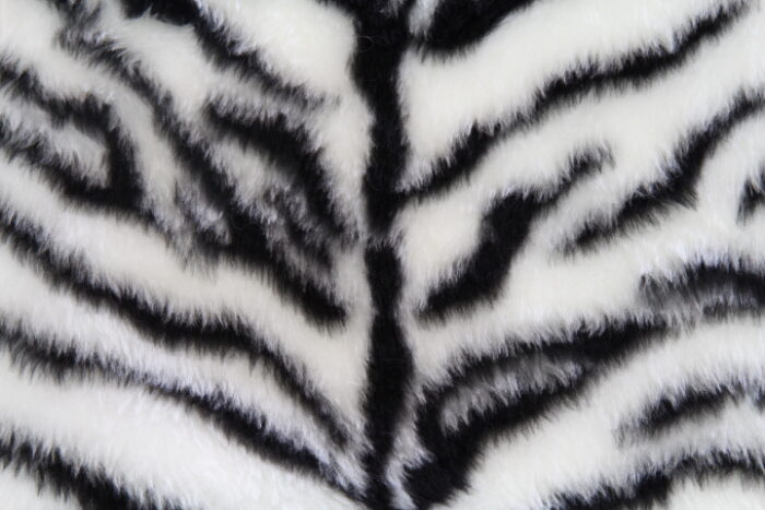 Budget faux fur Tiger faux fur fabric by the meter for disguise, costumes, cosplay – R2/60/2 FG791/5 Tiger