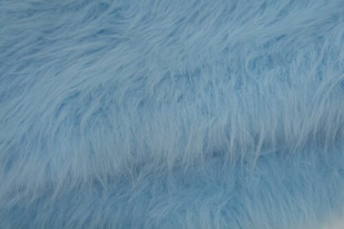 Budget faux fur Low Price Blue Longhaired Faux Fur – AC356-B. Blue
