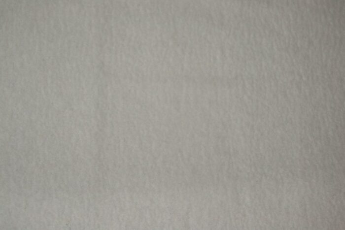 Fleece fabric Plain Cream White Lambskin Fleece by the metre, Anti-Pilling – Cream