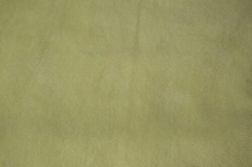 Fleece fabric Plain Lemon Yellow Lambskin Fleece by the metre, Anti-Pilling – Lemon