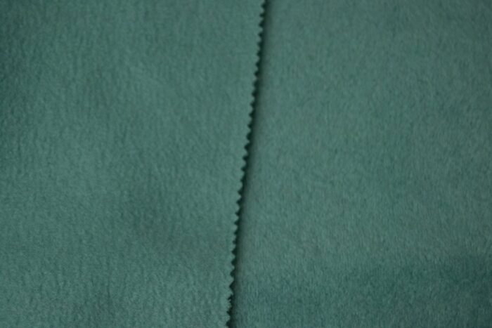 Fleece fabric Plain Sage Green Lambskin Fleece by the metre, Anti-Pilling – Sage