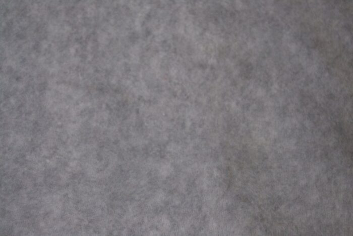 Fleece fabric Plain Silver Grey Lambskin Fleece by the metre, Anti-Pilling – Silver Grey