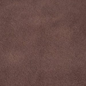Budget faux fur Plain Tobacco Brown Lambskin Fleece by the metre, Anti-Pilling – Tobacco
