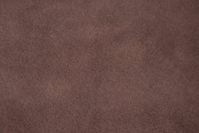 Fleece fabric Plain Tobacco Brown Lambskin Fleece by the metre, Anti-Pilling – Tobacco