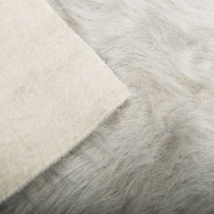 Budget faux fur Low Price Silver Grey Longhaired Faux Fur – AC356-Silver Grey