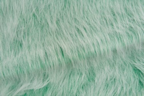 Budget faux fur Low Price Emerald Green Frost  Longhaired Faux Fur – AC356-Emerald Green