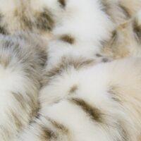 Faux fur by the metre Gold Lynx Faux Fur Fabric By The Metre – 1606 3 Col. Gold Lynx