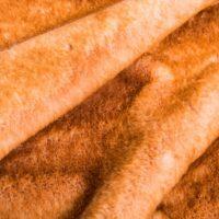 Faux fur by the metre Apricot Rabbit Faux Fur Fabric By The Metre – 3090 Apricot