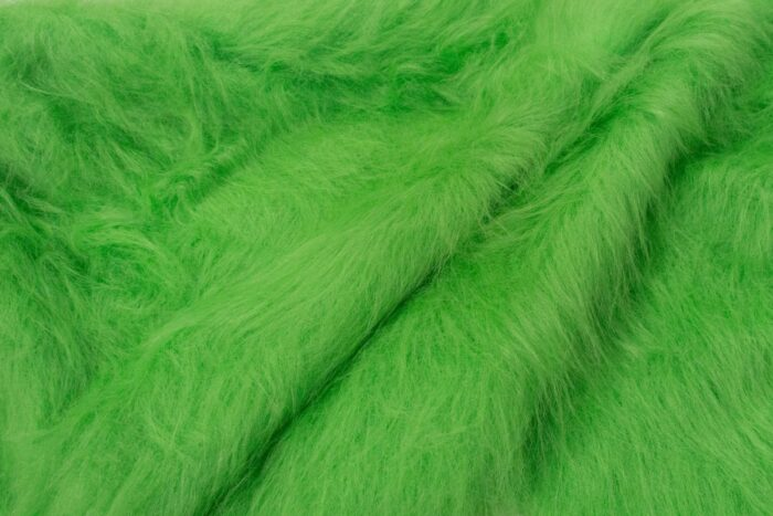 Budget faux fur Low Price Lime Green Longhaired Faux Fur – AC356-Lime