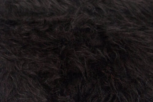 Faux fur by the metre Low Price Nut Brown Longhaired Faux Fur – AC356-Nut