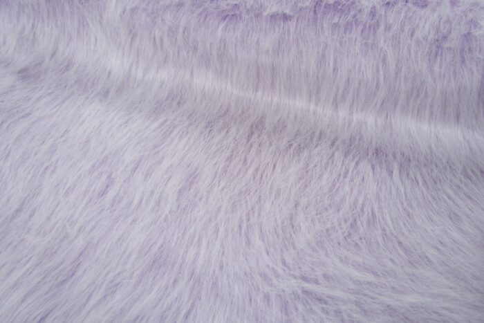 Faux fur by the metre Heliotrope  frost long-haired faux fur fabric by the metre – YF 306 Heliotrope Frost