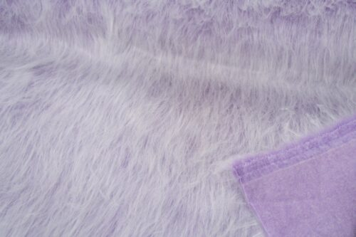Budget faux fur Heliotrope  frost long-haired faux fur fabric by the metre – YF 306 Heliotrope Frost