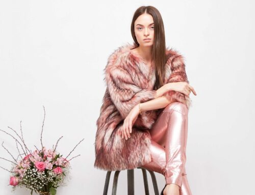 Cozy and sportswear faux fur coats, by Cheyma