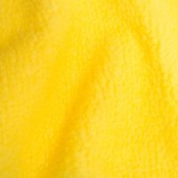 Budget faux fur Faux fur fabric sheepskin style for lining, yellow – K7/SF-yellow 5937