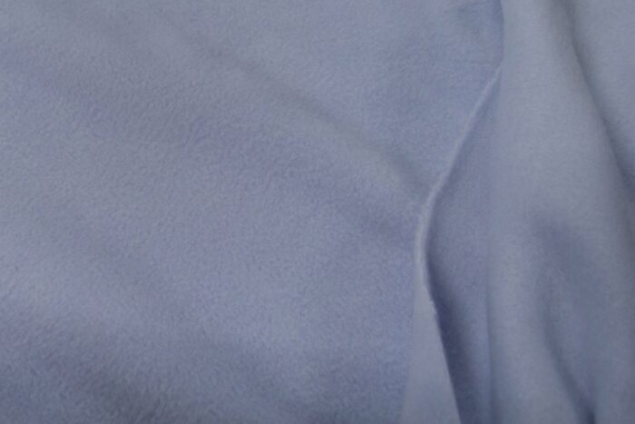Fleece fabric Pastel Blue Lambskin Fleece by the metre, Anti-Pilling – Pastel Blue