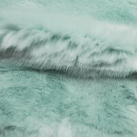 Faux fur by the metre Light Blue Imitation Mink/Rabbit Faux Fur Fabric By The Metre – 6003 Lt.Blue